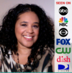 Dr. Letitia Wright, broadcaster and crowdfunding expert