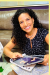 actress, singer, coach, video confidence coach Michele Moreno, African-American woman
